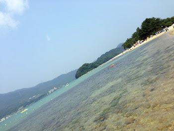 福井県 水島