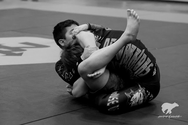More BJJ action at the Naturally Fit Games.
