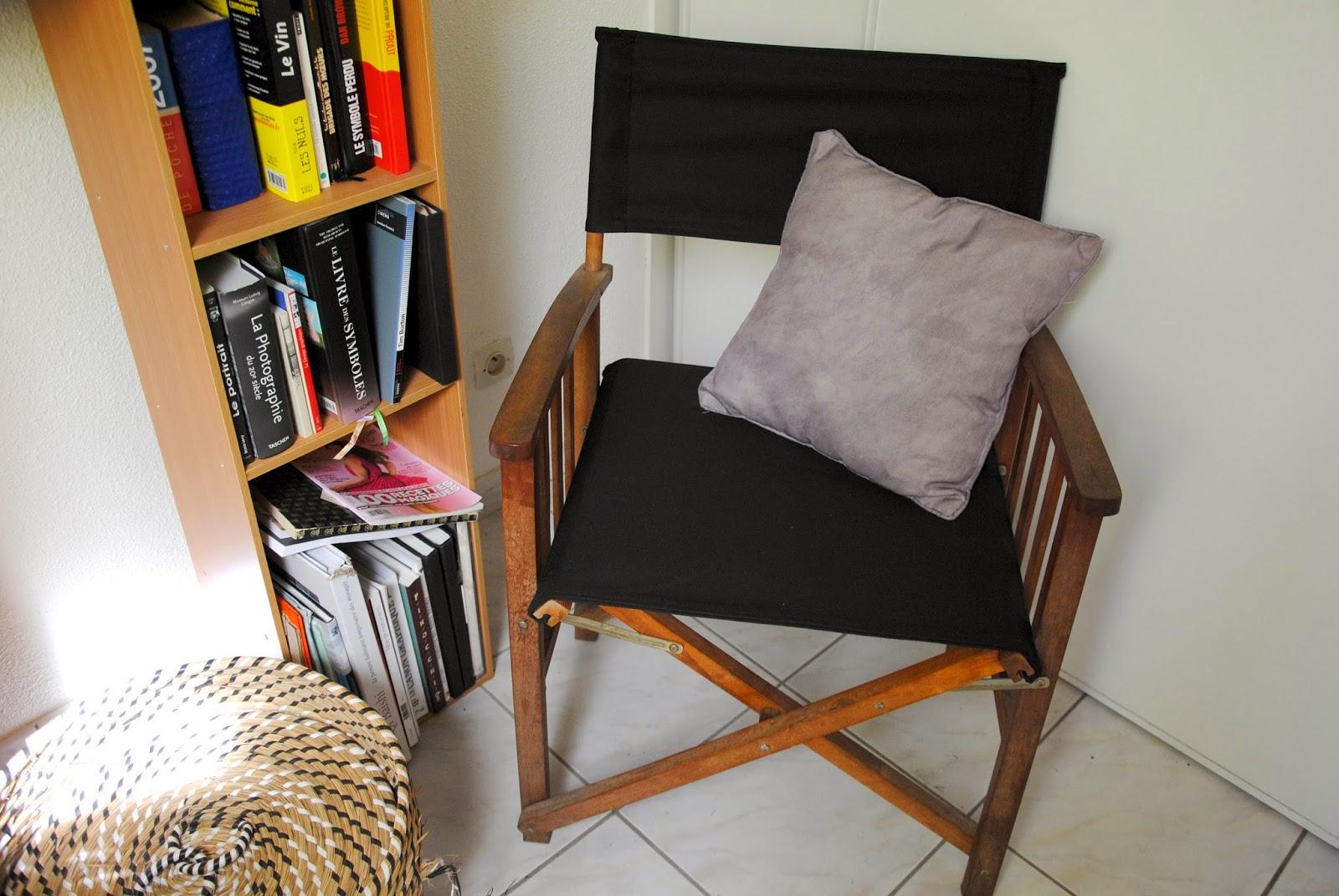 DIY vieux fauteuil relooké