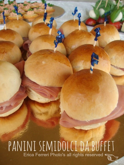 Ogni Riccio Un Pasticcio Blog Di Cucina Panini Al Latte O