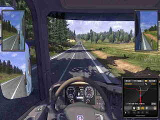Euro Truck Simulator 2 Game Download Highly Compressed
