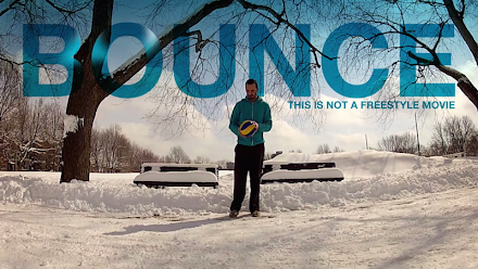 BOUNCE - This is not a freestyle movie | Videojonglage rund um die Welt ( 1 Video )