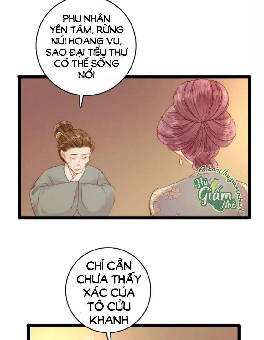 Nàng Phi Cửu Khanh - Thần Y Kiều Nữ chap 44 - Trang 11