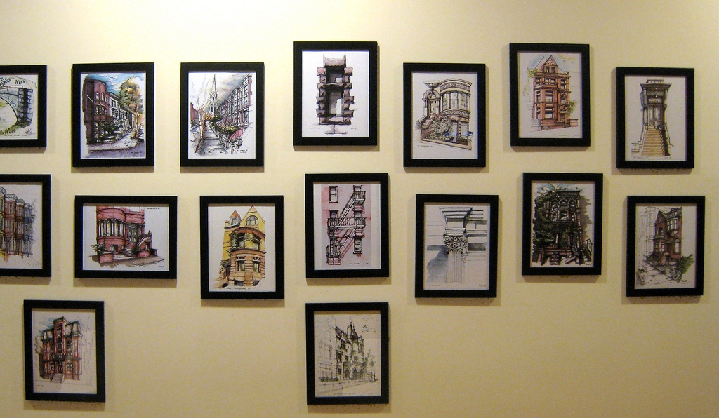 13-On-the-Wall-James-Anzalone-Freehand-Sketches-of-Park-Slope-Brooklyn-USA-www-designstack-co