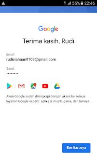 membuat akun email gmail tanpa verifikasi sukses