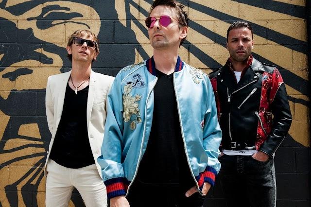 Muse vem para show solo em Outubro de 2019