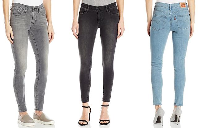 Levi's 311 Shaping Skinny Jeans $35 (reg $65)