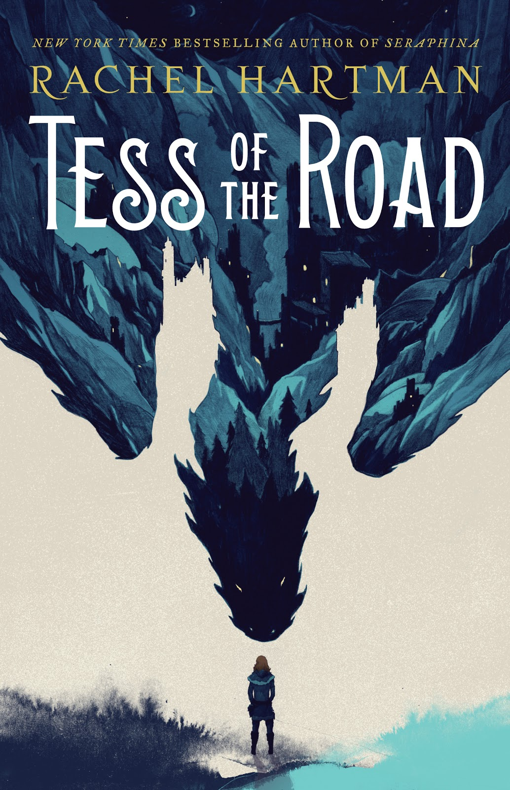 Tess of the Road (Rachel Hartman)