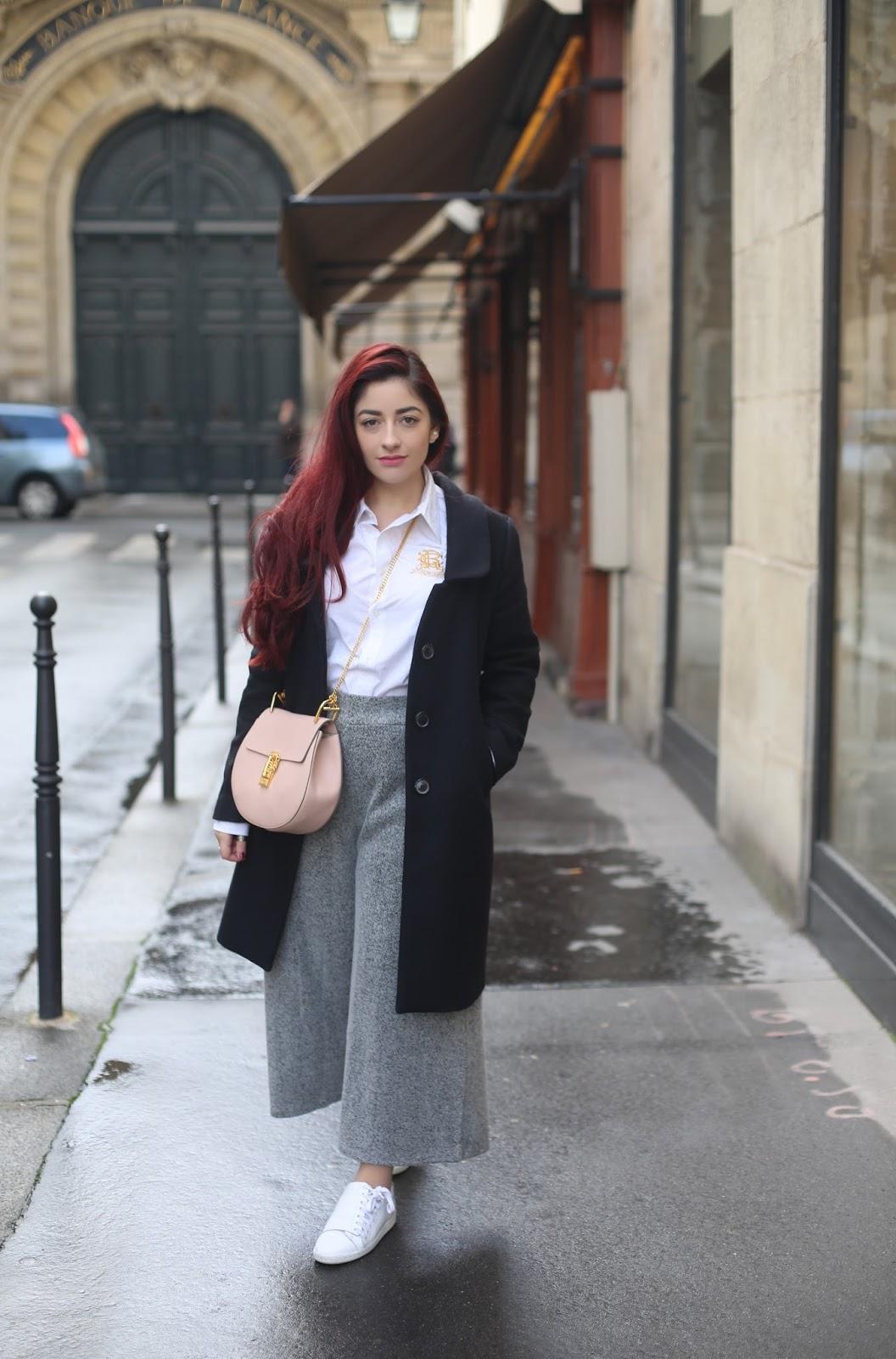 pantalon culotte asos blog mode