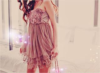 Dress Fashion Girl