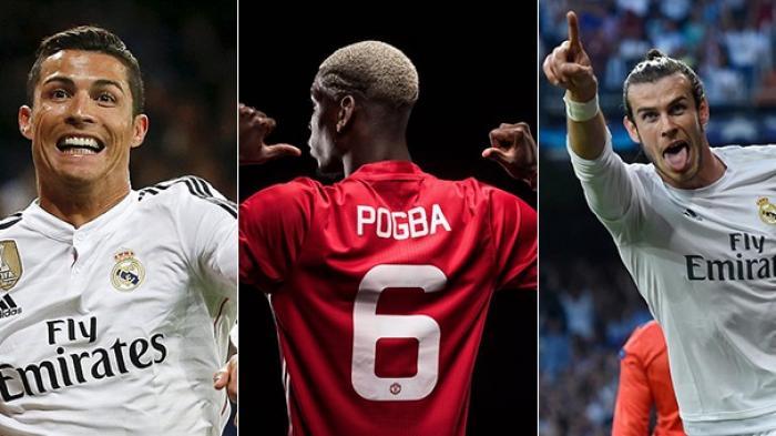 Daftar 50 Pemain Sepakbola Termahal Sepanjang Masa di Dunia Saat ini 2017, 2018, 2019, 2020