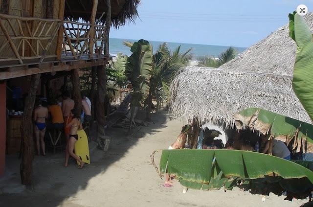 Hotel en Canoa Manabí - Posada Olmito