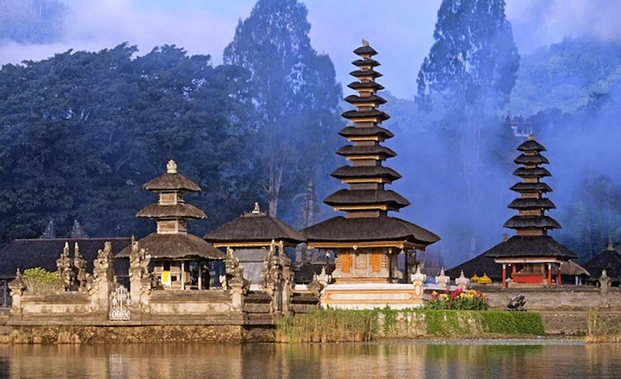 Pura Ulun Danu Bratan, Bali - 19 Lesser-Known Travel Destinations To Visit Before You Die