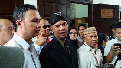 Ahmad Dhani : Siap Jual Rumah Demi Prabowo Presiden
