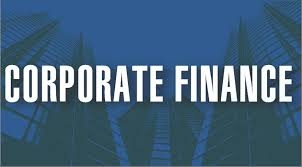 Corporate finance and money management