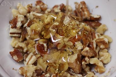 طريقة تحضير قطايف بالمكسرات و العسل