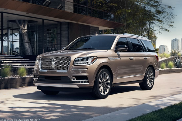 Awesome 2018 LINCOLN NAVIGATOR FIRST LOOK REVIEW