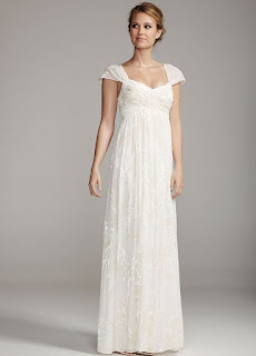 Modelos de vestido de noiva soltinho simples
