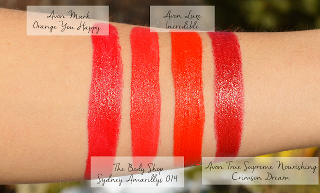 The Body Shop Matte Liquid Lip and Body Butter