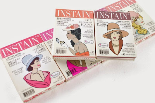The Balm Blush Instain