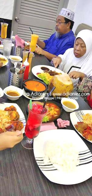Dinner Family 2018 | Restoran Al Khail, Kajang