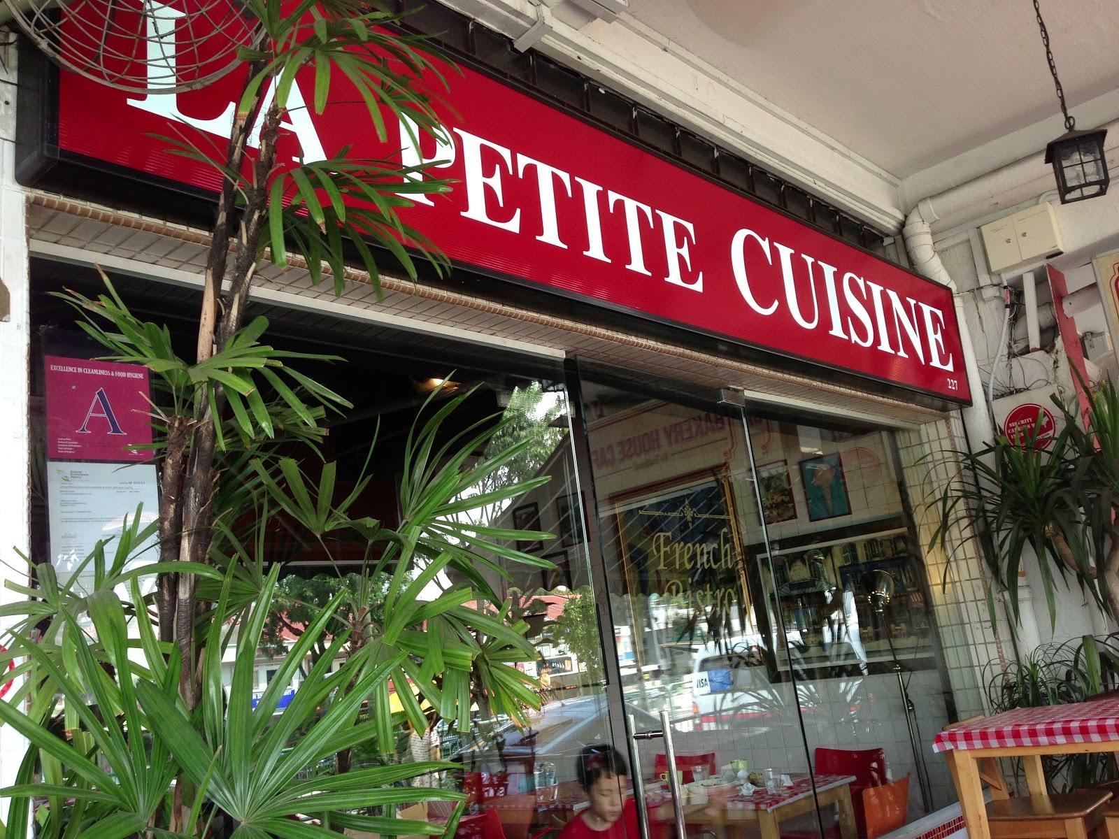La Petite Cuisine At Upper Thomson