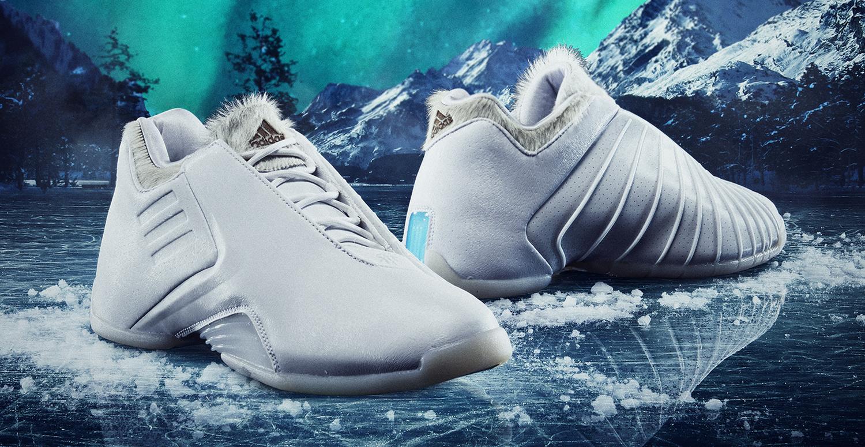 Adidas Basketball Triple White Glow in the Dark | Analykix