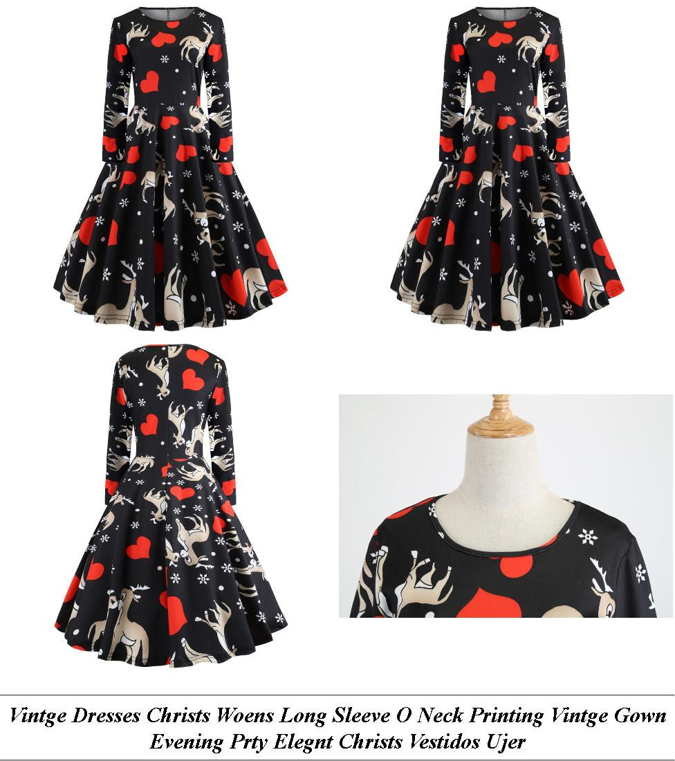 Party Dresses For Women - Sale Sale - Midi Dress - Cheap Clothes Online Uk
