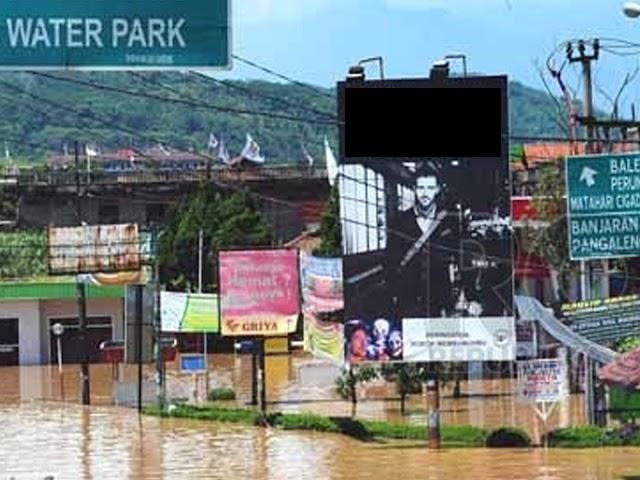 Mengenal Istilah Seputar Banjir dan Musim Hujan dalam Bahasa Sunda