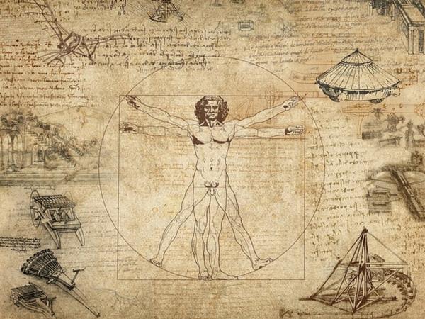 Codex Atlanticus em Milão