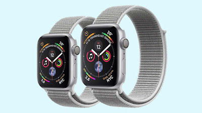 Apple Watch Series 4 measure the ECG!