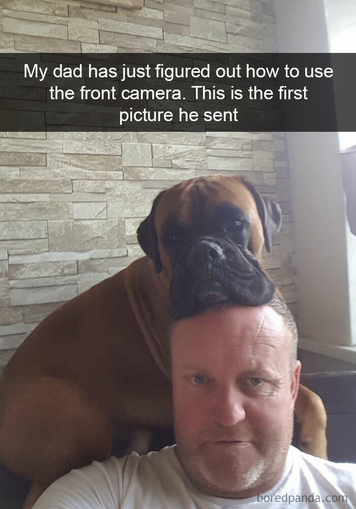 These Are The 30 Funniest Dog Snapchats We Have Ever Seen