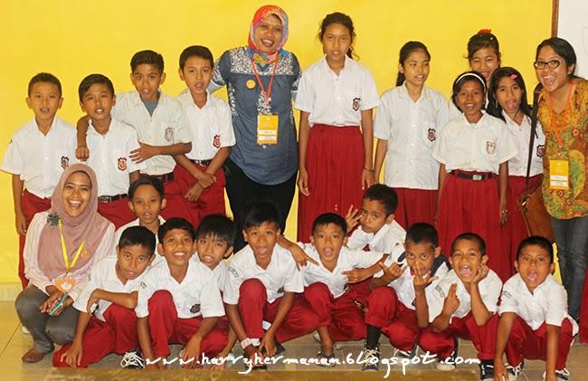 Kelas Inspirasi Lombok: Pengalaman Baru Yang Menyenangkan