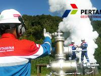 Pertamina Geothermal Energy - Recruitment For Fresh Graduate Program December 2016