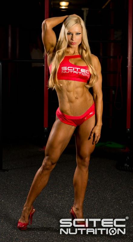 Zsuzsanna Toldi - Female Fitness Models