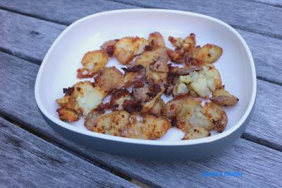Carole's Chatter: Salt & Vinegar Potatoes