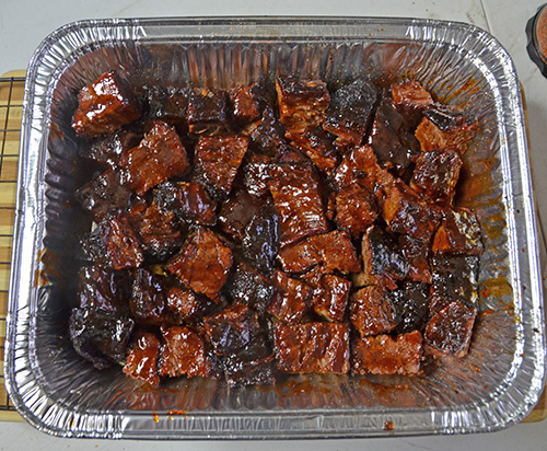 How to make brisket burnt ends featuring Certified Angus Beef® Brand