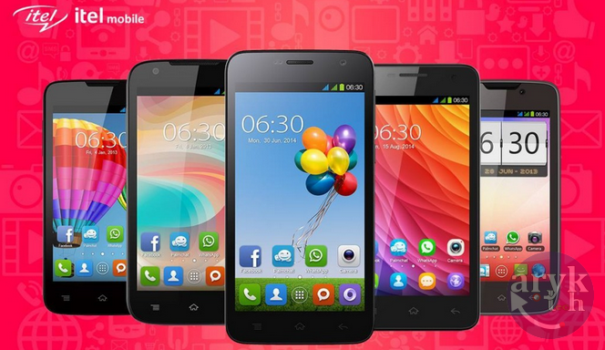 iTel 1701 [it1701] Stock Firmware, PAC File Download
