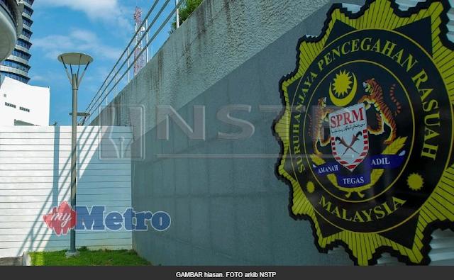 Pegawai polis ditahan rasuah