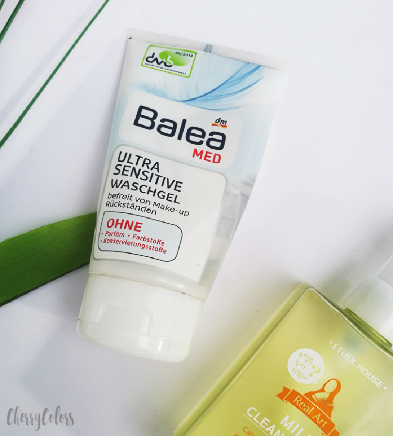 Balea Ultra Sensitive Waschgel