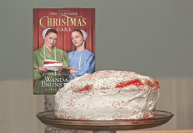 RECIPE: Grandma's Christmas Cake