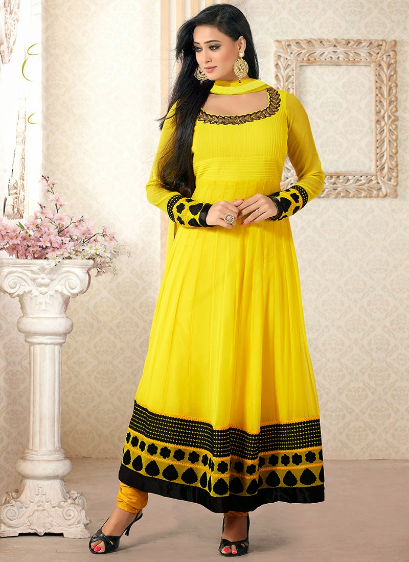 Shweta Tiwari In Anarkali Collection New Arrivals Of