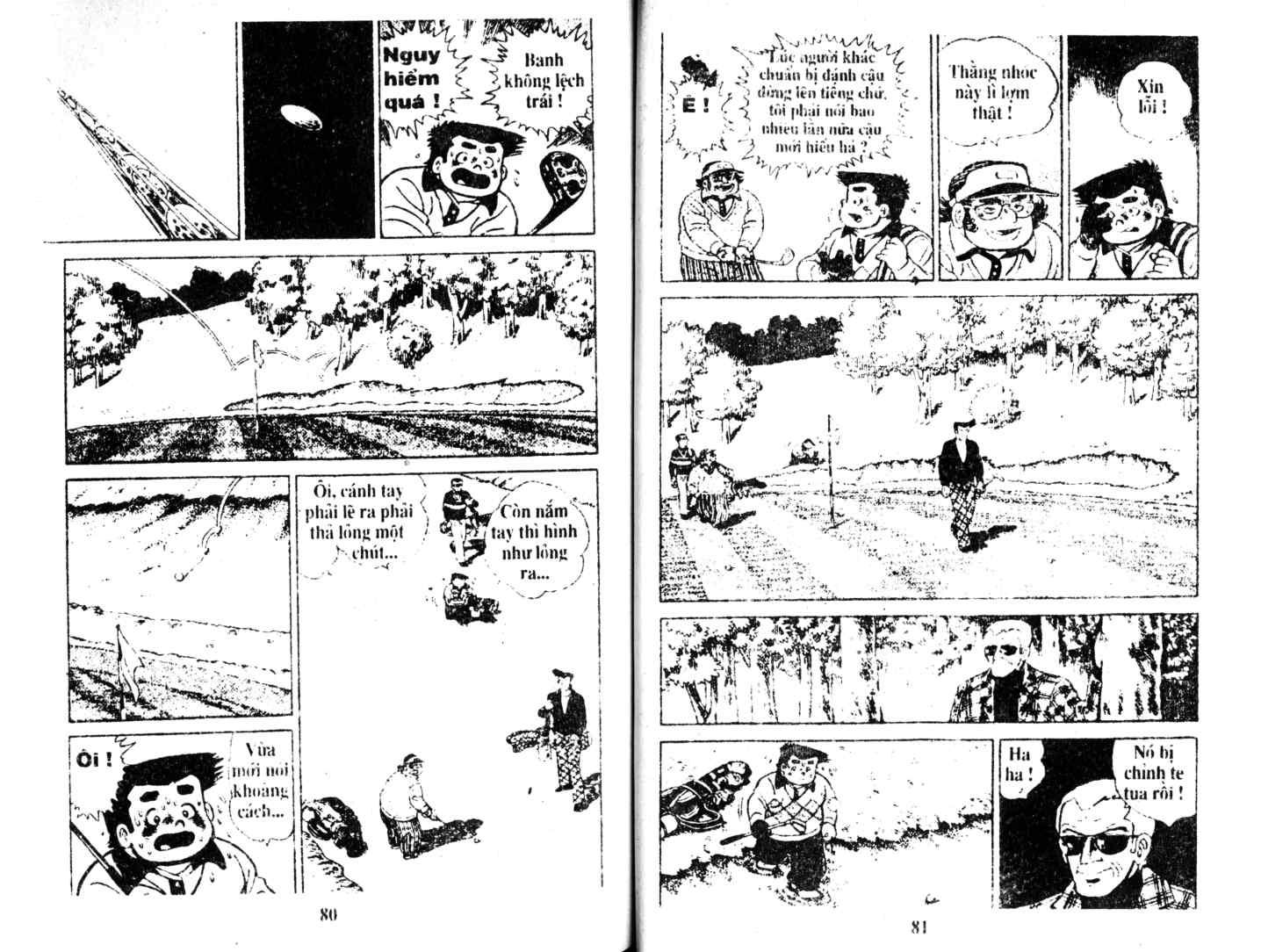 Ashita Tenki ni Naare chapter 12 trang 39