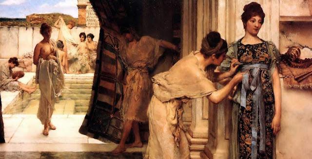 Mujeres y Derecho romano