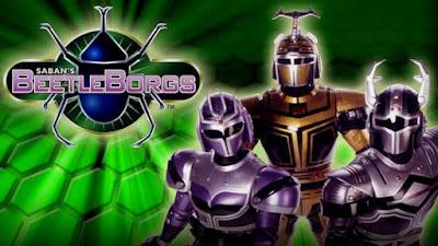 Big Bad Beetleborgs - Dublada