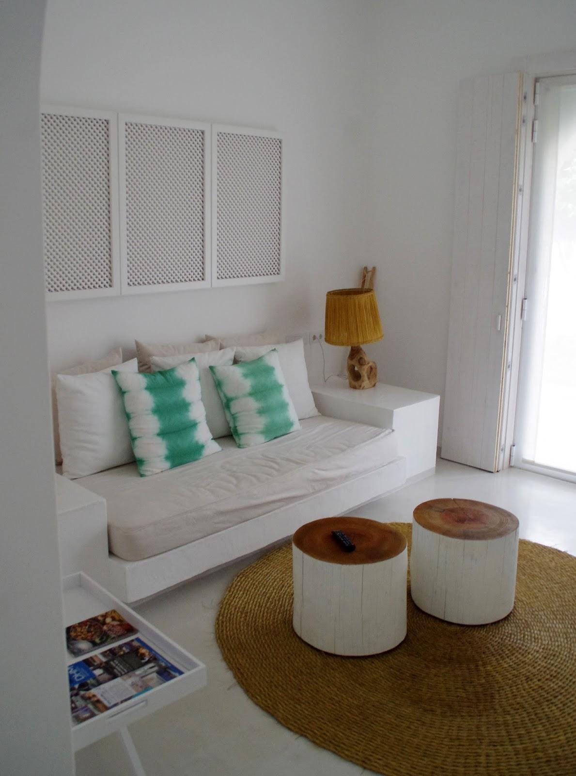 Vila Monte Farm House Portugal Garden Suite sitting area