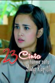 23 Cinta Hanya Satu Yang Kupilih (2013)