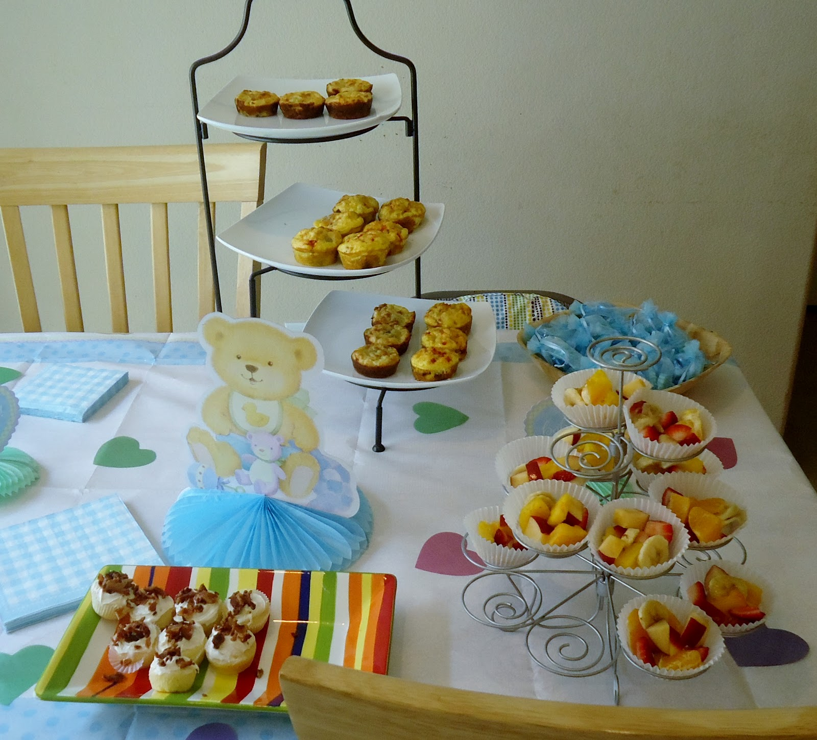 Baby Shower Food Ideas: Baby Shower Finger Food Ideas For