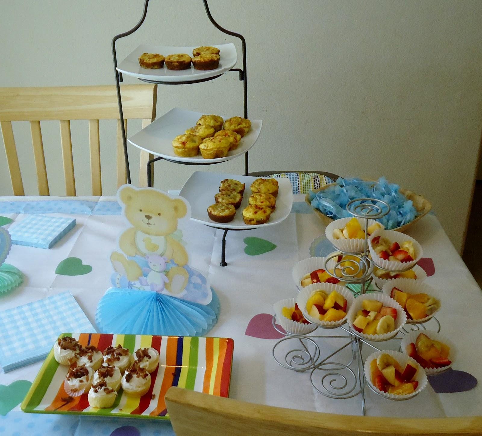 Baby Shower Boy Food Ideas | www.imgkid.com - The Image ...