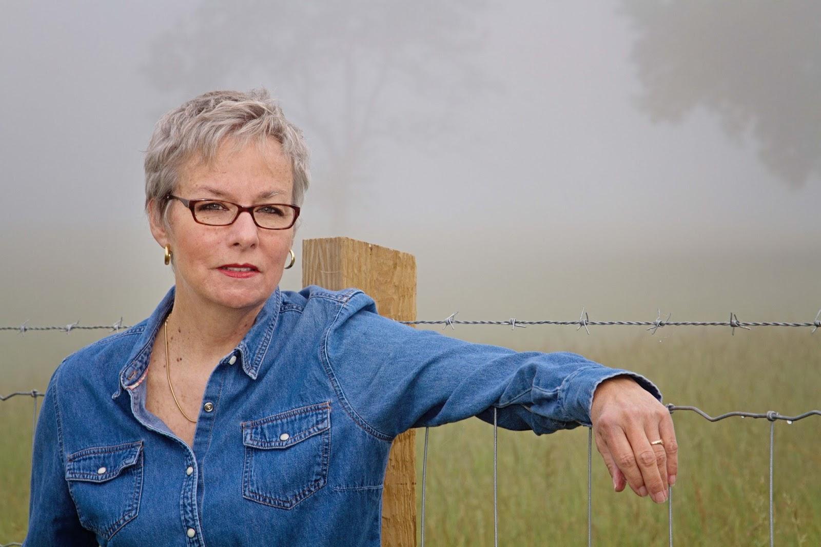 Book Q&As with Deborah Kalb: Q&A with Bren McClain